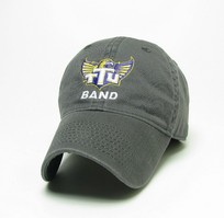 Legacy Relaxed Twill Adjustable Marching Band Hat