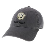 Legacy Relaxed Twill Adjustable Nursing Hat