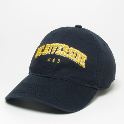 fc0678a9b Legacy Relaxed Twill Adjustable Dad Hat | The UCR Campus Store