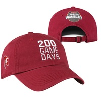 Top of the World 200 Game Days Custom Design Hat