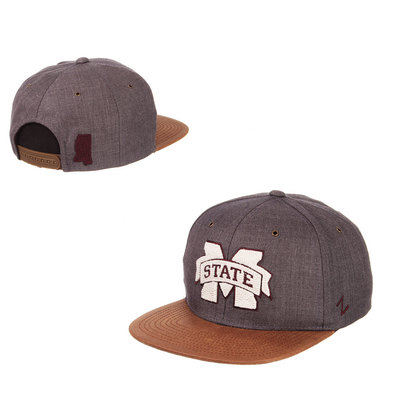 0db646651be8b Zephyr Monarch Snapback Hat