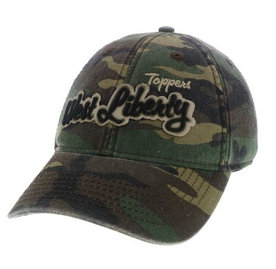 Legacy EZA Adjustable Twill Army Camo Hat