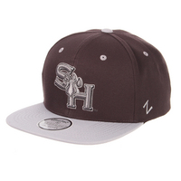 Zephyr Z11 Flat Bill Adjustable Snapback Hat