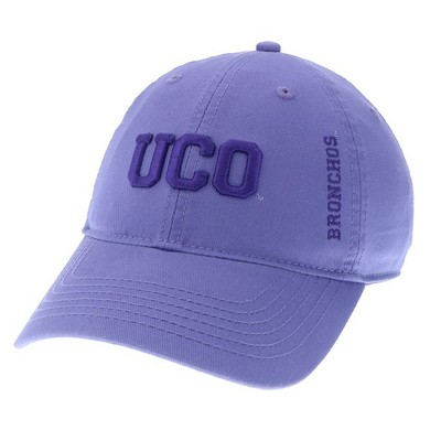 University of Central Oklahoma Bookstore - Legacy Relaxed Twill Adjustable  Hat 75a011050304