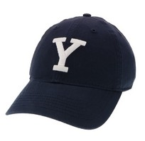 Yale Bulldogs Legacy Adjustable Hat