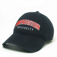 Northeastern Huskies Legacy Adjustable Hat