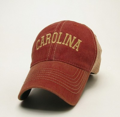 South Carolina Gamecocks Legacy Adjustable Washed Twill Hat
