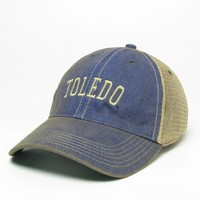 University of Toledo Legacy Adjustable Washed Twill Hat
