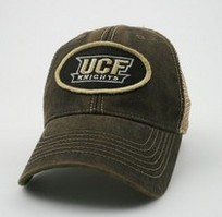 UCF Knights Legacy Adjustable Washed Twill Hat