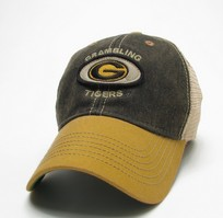 Grambling State Tigers Legacy Adjustable Washed Twill Hat