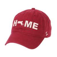 Zephyr HOME Unstructured Adj. Hat