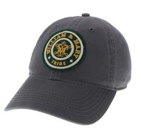 William and Mary Legacy Adjustable Washed Twill Cap