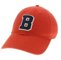 Bucknell Legacy Adjustable Washed Twill Cap