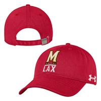 Under Armour Garment Washed Adjustable Hat