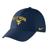 WVU Mountaineers Nike Swoosh Flex Hat