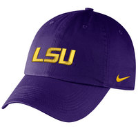 LSU Tigers Nike Campus Cap