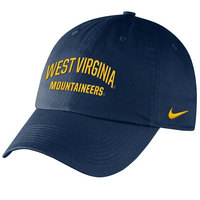 WVU Mountaineers Nike Campus Hat