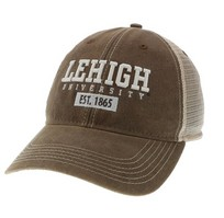 Lehigh Legacy Adjustable Twill Cap