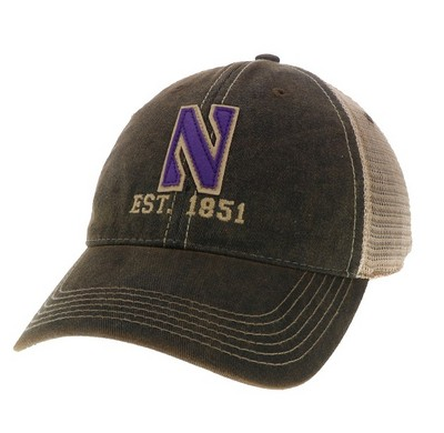 the best attitude fb84a 32b2b ... northwestern university wildcats harajuku tokyodachi hat 1e04c 55435  spain legacy old favorite adjustable trucker hat d456a 3c5fc ...