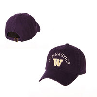 Washington Gymnastics Adj Hat