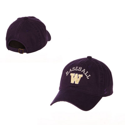 Washington Baseball Adj Hat