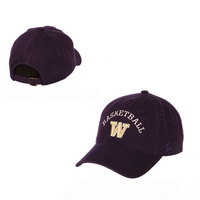 Washington Basketball Adj Hat