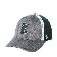 Zephyr Loyola Maryland Mixtape Adult Semi Structured Curved Bill Adjustable Hat