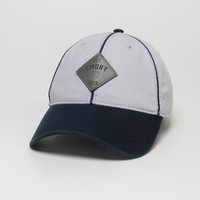 Hilltop Piping Washed Twill Hat