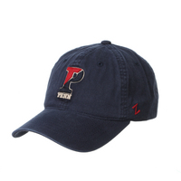 Zephyr Scholarship Unstructured Cap Hat