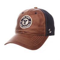 Zephyr Alum Unstructured Adjustable Cap Hat