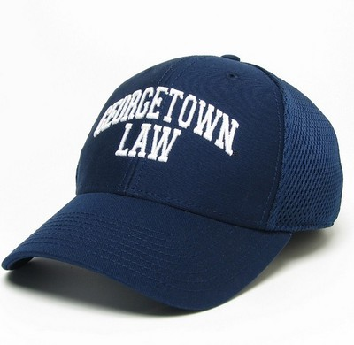 Georgetown University Law Center Bookstore - Legacy Structured Cotton  Stretch Fit Hat 94942bb9525b