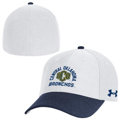 University of Central Oklahoma Bookstore - Under Armour Blitzing 30 Stretch  Fit Cap 6d10d7824258
