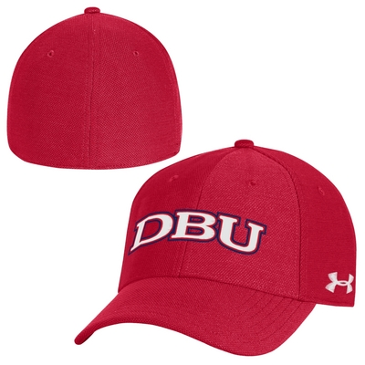 e823afaa Under Armour Blitzing 3.0 Stretch Fit Cap   The DBU Patriot Store