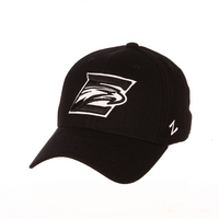 Zephyr ZH Black Stretch Fit Hat