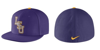 Barnes   Noble at LSU Bookstore - Nike True Fitted Dri Fit Hat 5e496f595fd