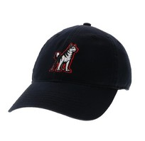 Northeastern Huskies Legacy Fitted Washed Twill Hat
