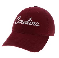 South Carolina Gamecocks Legacy Fitted Washed Twill Hat