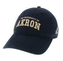 Legacy Fitted Washed Twill Akron Hat