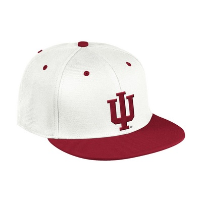 Indiana University Adidas Fitted Hat