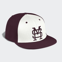 Mississippi State Adidas Fitted Hat