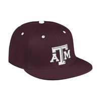 Texas A&M Adidas Fitted Hat