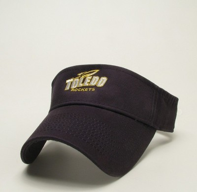 University of Toledo Legacy Adjustable Visor