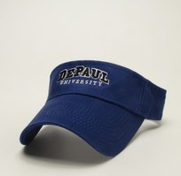 DePaul Legacy Adjustable Visor