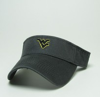 WVU Mountaineers Legacy Adjustable Visor
