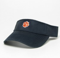Clemson Tigers Legacy Adjustable Visor