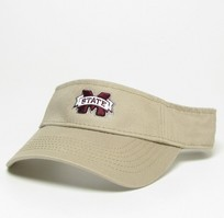 Mississippi State Bulldogs Legacy Adjustable Visor