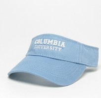Columbia University Legacy Adjustable Visor