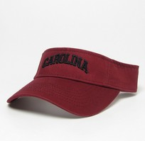South Carolina Gamecocks Legacy Adjustable Visor