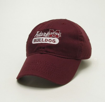 Mississippi State Bulldogs Legacy Toddler Adjustable Washed Twill Hat