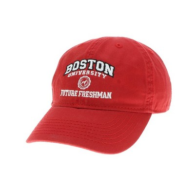 Boston Terriers Legacy Toddler Adjustable Washed Twill Hat